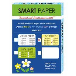 Matt Paper 35x50, 350 Gsm