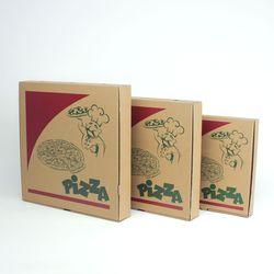 Standard Printed Pizza Box