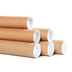 Tubo cilindro in cartone 75x5 cm