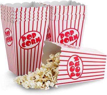 Big Popcorn Box