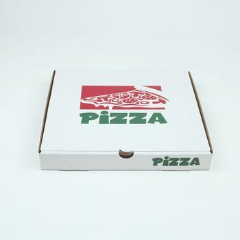 Standard Printed Pizza Box