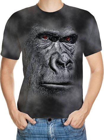Gorilla Designed 3D T-Shirt
